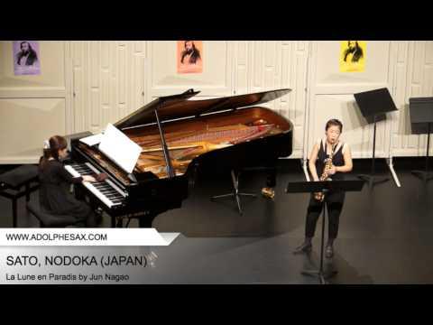 Dinant 2014 – SATO Nodoka (La Lune en Paradis by Jun Nagao)