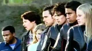 Power Rangers Morfar Dino Trovão E Tempestade Ninja