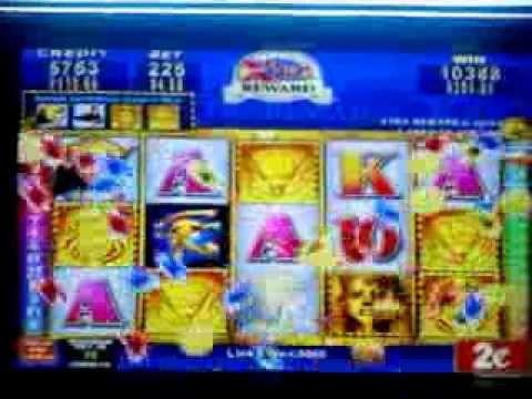egyptian eyes slot machine