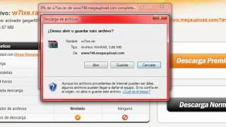 Como Activar Windows Siete (seven) Con W7lxe