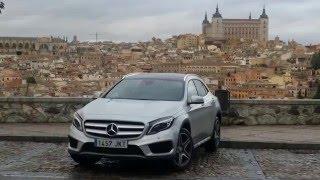 Mercedes GLA 200d - Prueba