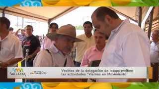 'Viernes en Movimiento' en la delegación de Ixtapa'