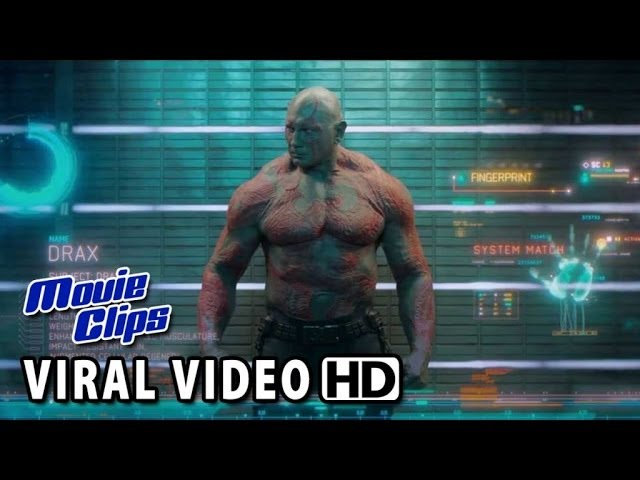 Guardians of the Galaxy VIRAL VIDEO - Meet Drax (2014) HD