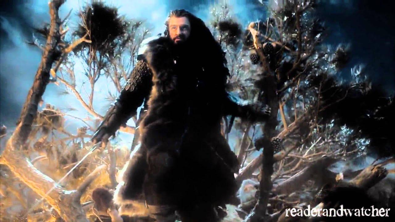 Thorin and Bilbo || Higher Love - YouTube