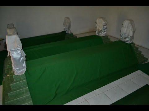 Makam Syech Siti Jenar Yang Misterius Di Tuban