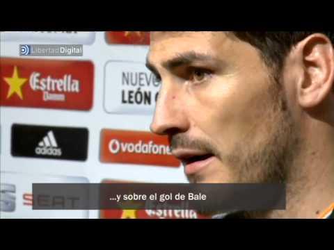 Casillas y Ramos no comparten el análisis de Xavi