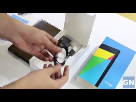 GOOGLE NEXUS 7 2nd generation 2013 Unboxing !