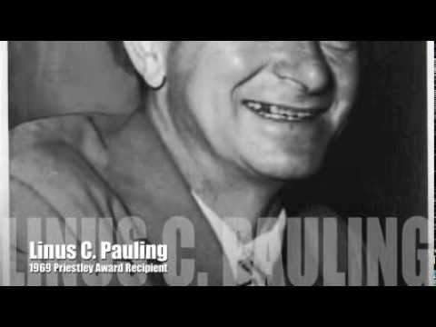 Linus C. Pauling Priestley Award Speech Excerpts