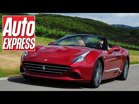 Ferrari California T review