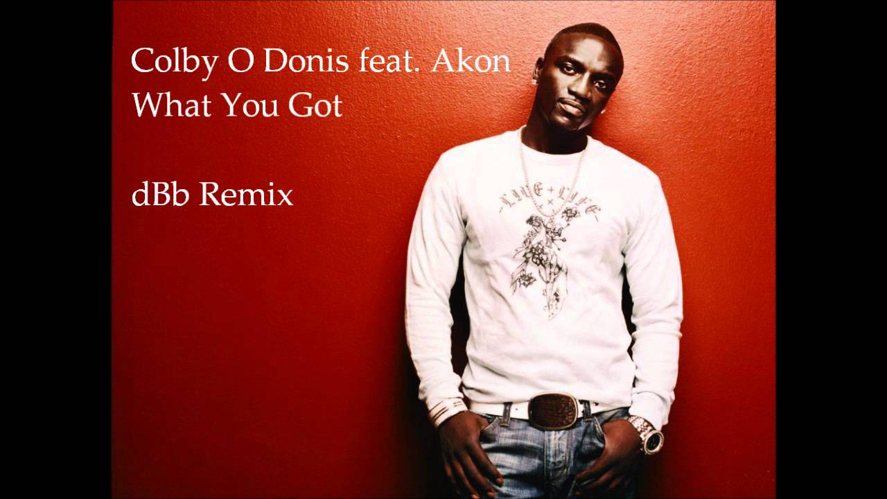 WHAT YOU GOT CHORDS by Colby O Donis