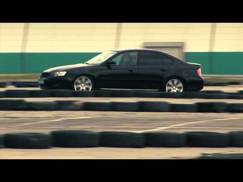 АвтоЭлита. Тест-драйв Subaru Legacy. Программа от 12.09.2015