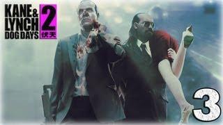 [Coop] Kane & Lynch 2: Dog days. Серия 3 - Голый побег.