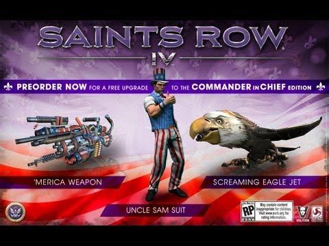 Obrigado aos 2.497 inscritos do canal +Saints Row IV Inauguration Station