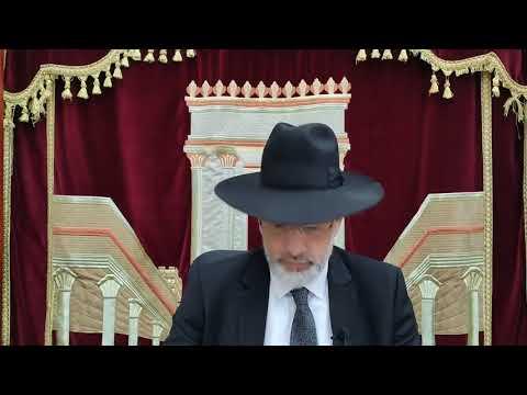 Récit du Baal Chem Tov Un coeur sait entendre  Réfoua chéléma pour Paul Istrak ben Esther