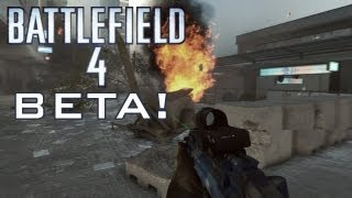 How to get into the Battlefield 4 Multiplayer Beta - BF4 Multiplayer Gameplay