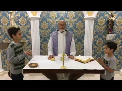 Santa Missa | 08.04.2020 | Quarta-feira Santa | Padre José Sometti | ANSPAZ