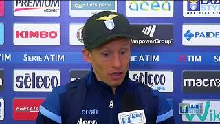 L'analisi di Lucas Leiva nel post Lazio-ChievoVerona