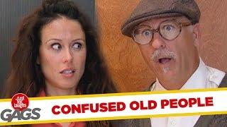 Skrytá kamera - Zmätení starí ľudia