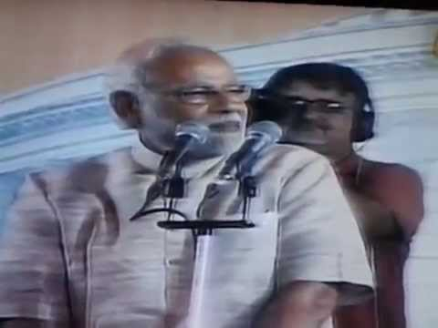 Narendra Modi Full Speech at Ahmedabad after Victory of General Election 2014