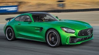 2018 Mercedes-AMG GT R Hot Lap! - 2017 Best Driver's Car Contender. MotorTrend.