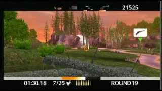 Deer Drive Wii Gameplay