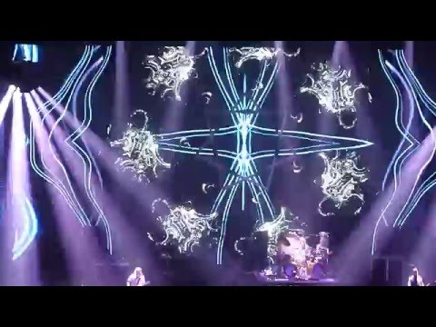 TOOL 46 And 2 Live Bill Graham Civic Center San Francisco 1-6-2016 P1000869