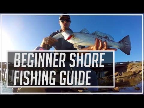 Saltwater fishing tips for beginners beginner saltwater for Saltwater shore fishing tips