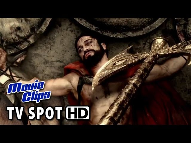 300: Rise of an Empire TV Spot #4 (2014) HD