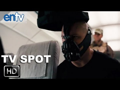 The Dark Knight Rises Official TV Spot 3 [HD]: Christian Bale, Tom Hardy & Joseph Gordon-Levitt