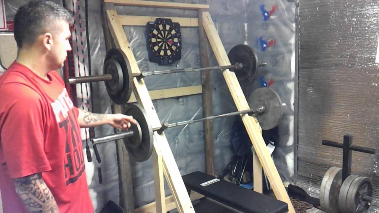 Backyard Gym (The Cave)  YouTube