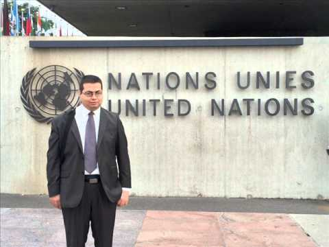 المنارة تتوج مرافعتها الدولية في الامم المتحدة