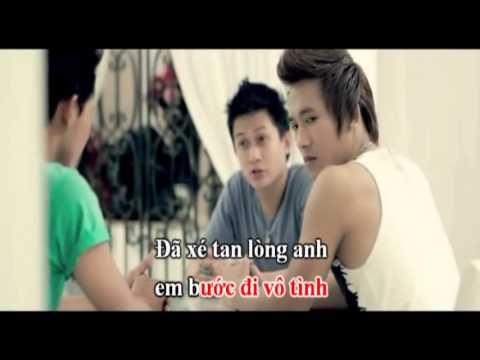 Karaoke - Nụ Cười Không Vui - Châu Khải Phong