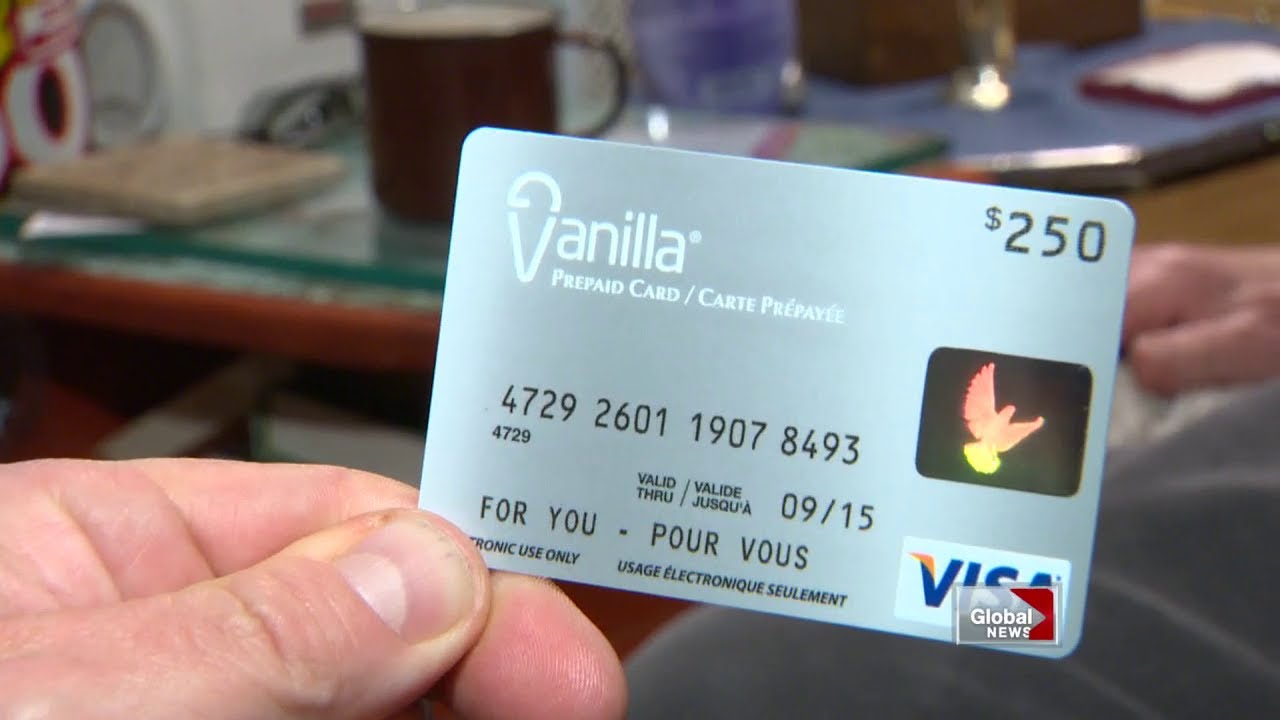 vanilla visa balance check canada
