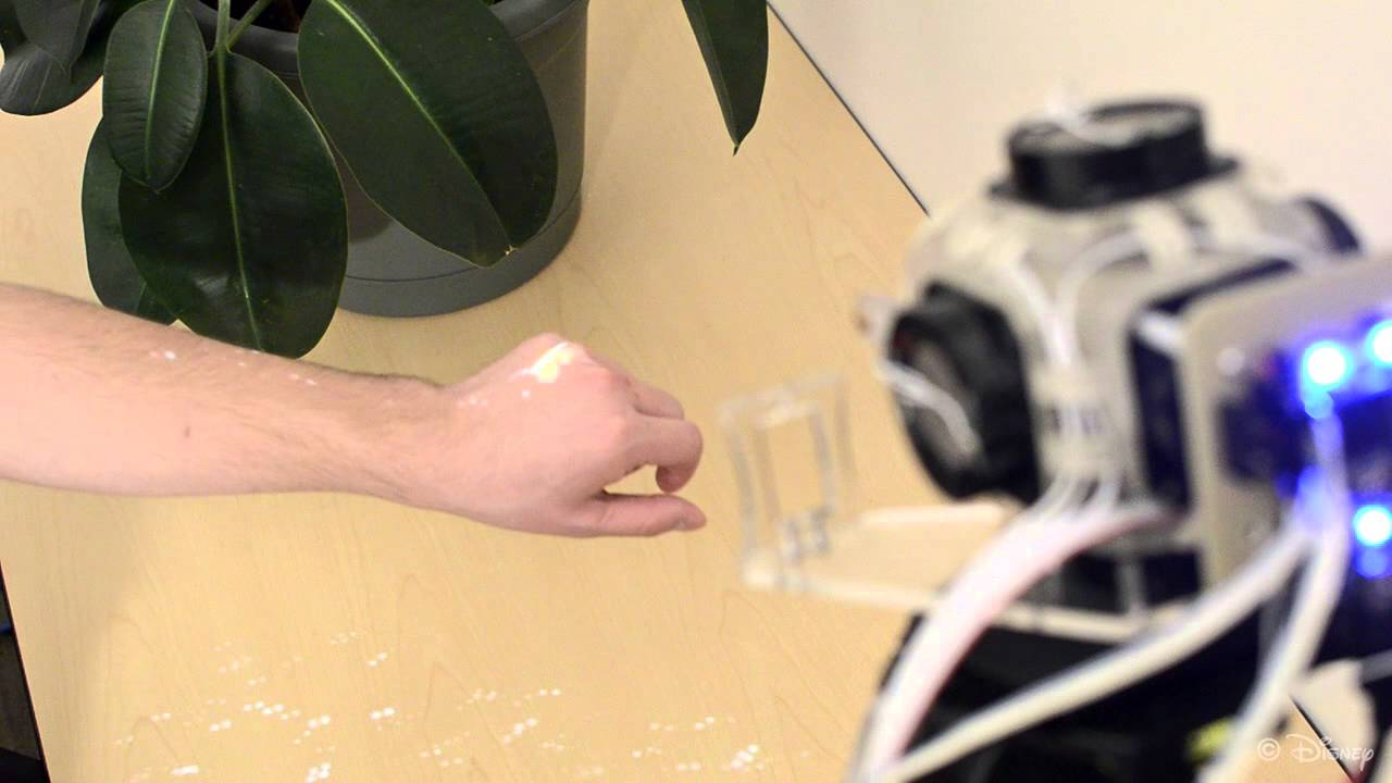 AIREAL: Interactive Tactile Experiences in Free Air