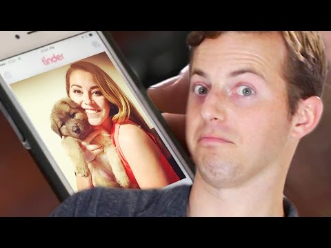 Married Guy Tries Tinder For The First Time • Married Vs. Single