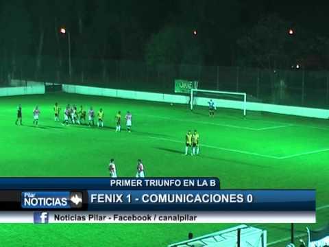 CA Fenix Pilar 1-0 Comunicaciones BsAs