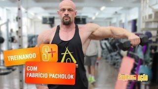 Fabrício Pacholok - Treino de Ombros