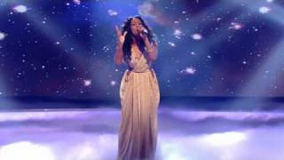 X Factor 2008 FINAL: Alexandra Burke Hallelujah: FULL HD