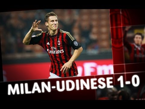 AC Milan I Milan-Udinese Highlights