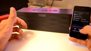 Test Jawbone BIG Jambox