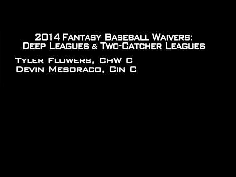 2014 Fantasy Baseball Waivers and Buy Low Sell High