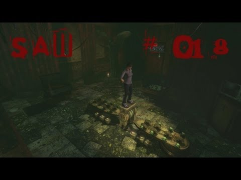 SAW [Deutsch] [Uncut] [HD] - #018 Entjungfern mal anders