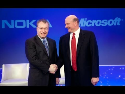 Microsoft and Nokia complete mobile phone unit deal | BREAKING NEWS - 26 APRIL
