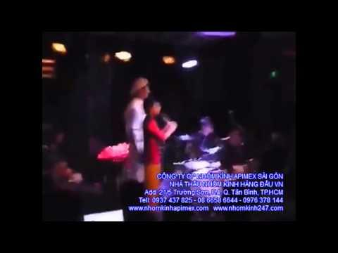 Phương Mỹ Chi hát tại phòng trà - Apimex Sài Gòn