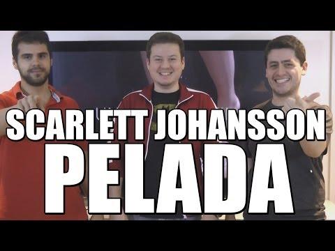 SCARLETT JOHANSSON PELADA E NUA   Sob a Pele (crítica   opinião)