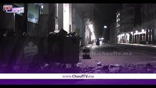 بالفيديو..شوفو الفضيحة: أشهر وأقدم شارع فكازا كلُّو أزبال ومجلس المدينة آوت | بــووز