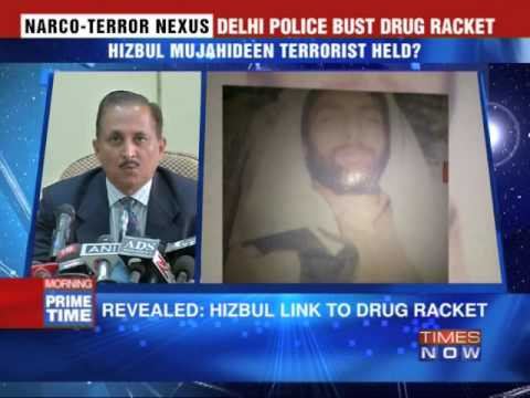 Revealed: Hizbul link to drug racket