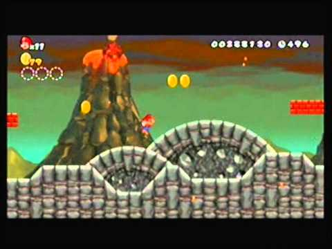 New Super Mario Bros. Wii: Speed Run 27:08 SS -- OLD