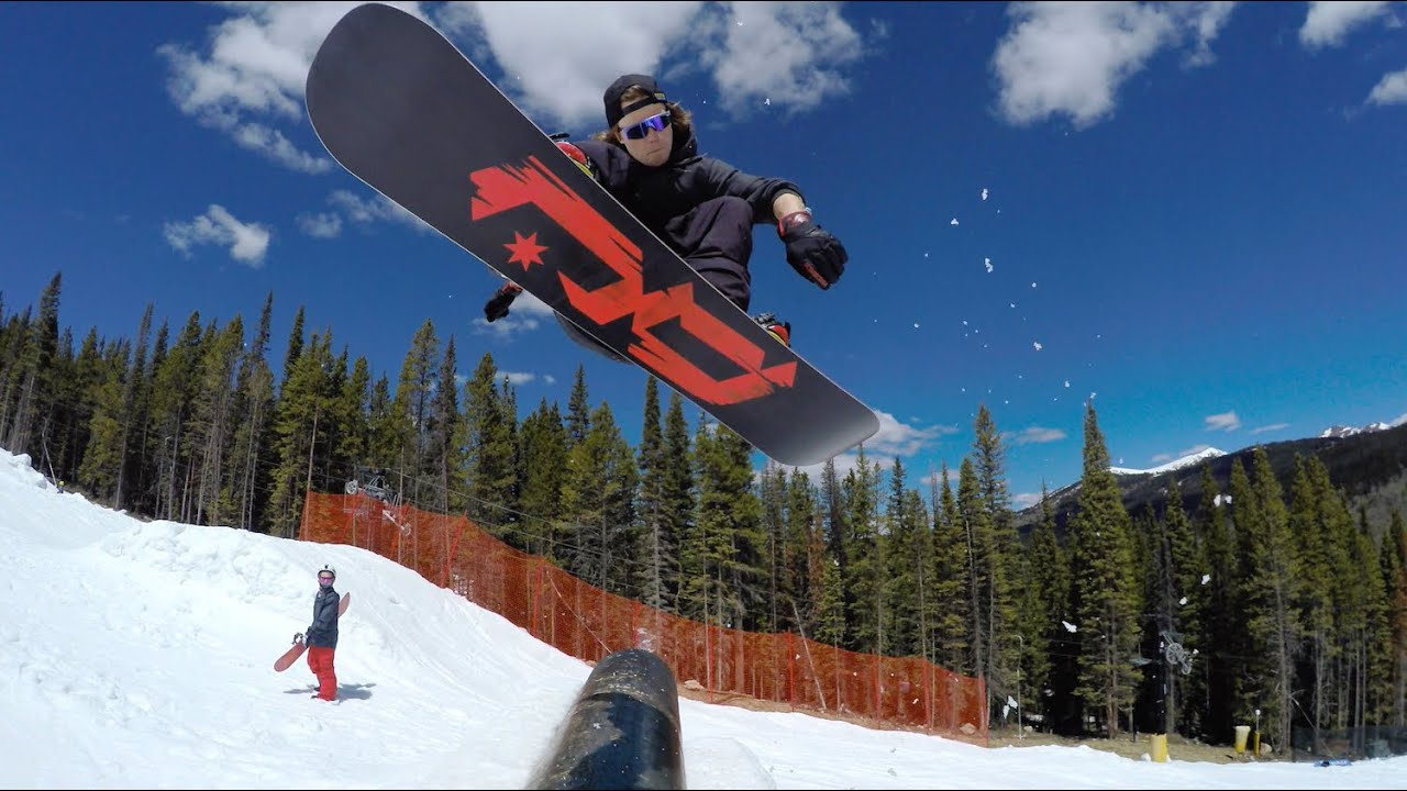 Video: SHREDBOTSCAMP @ Woodward Copper Mountain