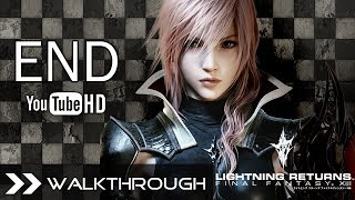 Lightning Returns Final Fantasy XIII Ending FF13-3 Part